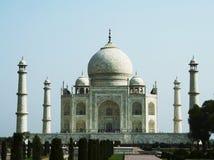 Palazzo di Taj Mahal in India fotografia stock