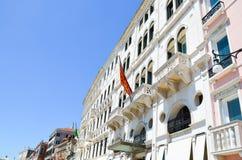 Palazzo di Tipical a Venezia, Italia Fotografia Stock Libera da Diritti