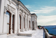 Palazzo di Topkapi Fotografia Stock Libera da Diritti