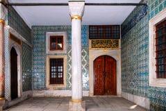 Palazzo di Topkapi Immagini Stock Libere da Diritti