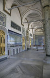 Palazzo di Topkapi Fotografie Stock