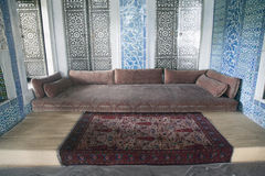 Palazzo di Topkapi a Costantinopoli Immagini Stock