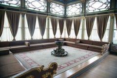 Palazzo di Topkapi a Costantinopoli Fotografie Stock