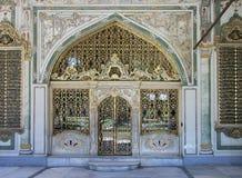 Palazzo di Topkapi, Costantinopoli, Turchia Immagini Stock Libere da Diritti