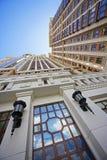 Palazzo di Triumph a Mosca Fotografia Stock