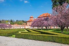 Palazzo di Troja a Praga Immagini Stock Libere da Diritti