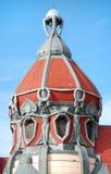 Palazzo di Ungar-Mayer a Szeged Immagine Stock Libera da Diritti