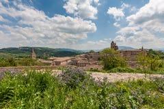 Palazzo di Urbino in Italia fotografie stock