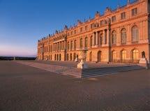 Palazzo di Versailles all'alba Immagine Stock