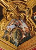 Palazzo di Versailles del soffitto di Mercury Salon Fotografie Stock Libere da Diritti
