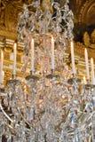 Palazzo di Versailles in Ile de France Fotografia Stock Libera da Diritti
