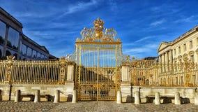 Palazzo di Versailles a Parigi Francia Fotografie Stock