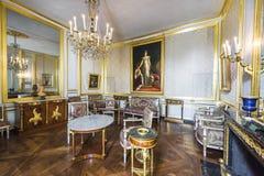 Palazzo di visita di Fontainebleau immagine stock libera da diritti