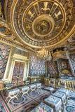 Palazzo di visita di Fontainebleau fotografia stock