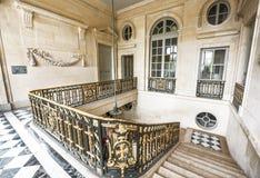 Palazzo di visita di Versailles fotografia stock