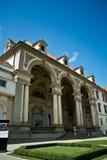 Palazzo di Wallenstein a Praga Fotografia Stock Libera da Diritti