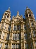 Palazzo di Westminster Londra Fotografie Stock Libere da Diritti