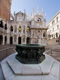 Palazzo ducale Stock Photography