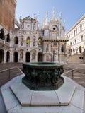 Palazzo ducale Stock Fotografie