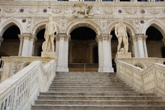 Palazzo Ducale Royalty Free Stock Photography