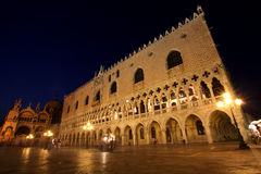Palazzo Ducale Royalty Free Stock Image