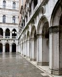 The Palazzo Ducale  Stock Photos