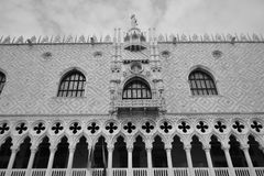 Palazzo Ducale Royalty Free Stock Photos