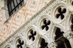 Palazzo Ducale Detail Stock Photography
