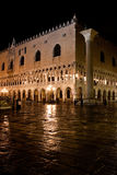 Palazzo Ducale - Doge's Palace royalty free stock photography