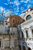 Palazzo Ducale (Doge's Palace) in Venice, Italy Royalty Free Stock Images