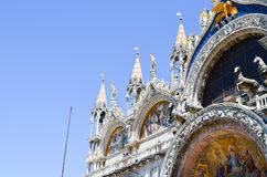 Palazzo Ducale em Veneza, Itália imagens de stock