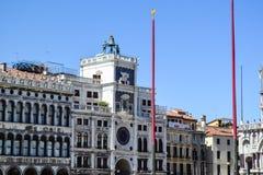 Palazzo Ducale em Veneza, Itália foto de stock royalty free