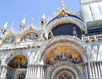 Palazzo Ducale en Venecia, Italia imagenes de archivo