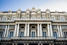 Palazzo Ducale, Genoa Royalty Free Stock Image