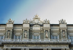 Palazzo Ducale, Genoa Royalty Free Stock Photography