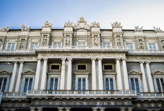 Palazzo Ducale, genua obraz royalty free