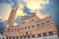 Palazzo Ducale - iena Royalty Free Stock Photo