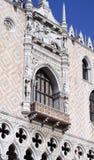 Palazzo Ducale-II-Veneza Imagem de Stock