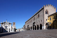 Palazzo ducale mantova Royalty Free Stock Photography