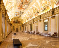 Palazzo Ducale in Mantua Stock Photos