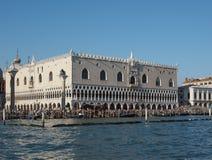 Palazzo ducale in Venetië royalty-vrije stock foto's