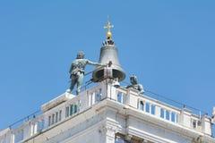 palazzo Ducale, Venetië, het Italië-Sluiten omhoog royalty-vrije stock foto's