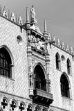 Palazzo ducale a Venezia in Italia Immagine Stock