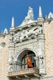 Palazzo ducale Venezia - in Italia fotografie stock libere da diritti