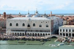 Palazzo Ducale, Venice Royalty Free Stock Images