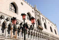 Palazzo Ducale, Venice Royalty Free Stock Photo
