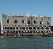 Palazzo Ducale in Venice Stock Image