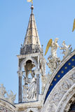 Palazzo Ducale, Venice, Italy- close up of decorative details Royalty Free Stock Images
