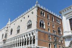 Palazzo Ducale, Venice, Italy Stock Photography