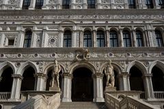 Palazzo Ducale in Venice Royalty Free Stock Image